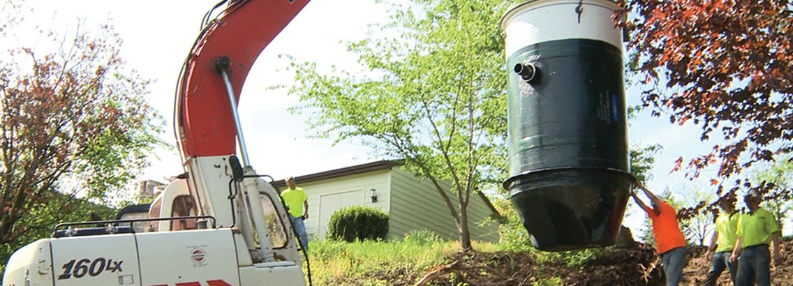 Pre-Engineered Lift Stations Deliver Fix For Aging Pumps At Private Sewer Utility