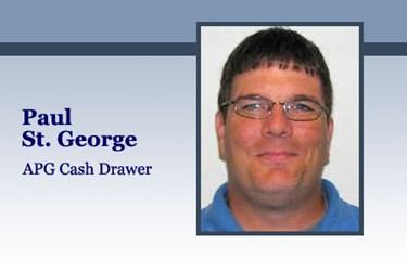 Paul St. George, Director of Product Management - Mobile and Interface Solutions, APG Cash Drawer