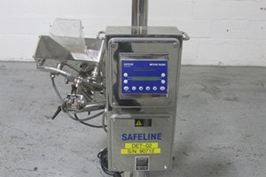 Used Mettler-Toledo Safeline Pharma Tablet Metal Detector