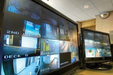 Physical Security IP Video