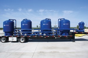 Mobile PV® Series Trailer-Mounted Carbon Adsorption System