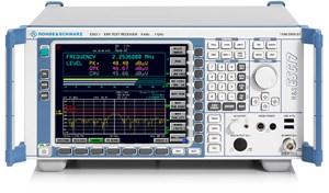 EMI Test Receiver: R&S ESCI7