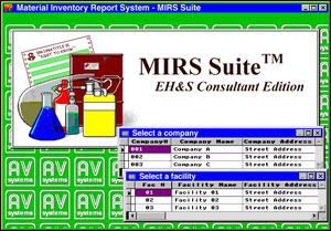 MIRS Suite EHS Consultant Edition Software For Consultants