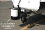 Developing A Millimeter-Wave Radar For An Unmanned Helicopter