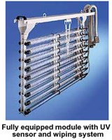 WEDECO TAK Series Open Channel Disinfection System by Xylem