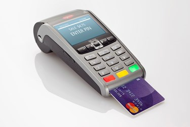 Ingenico card reader