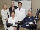 Intent-Controlled Prosthetic Enables More Natural Movement