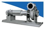 Horizontal Nonclog Wastewater Pumps