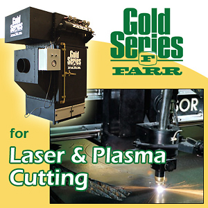 Dust Collectors For Laser And Plasma Cutting