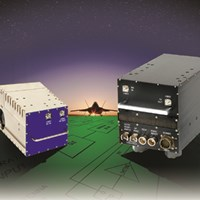 Set-On Receivers For EW Applications