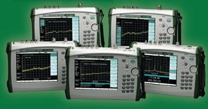 Handheld Spectrum Analyzers: MS2720T Series
