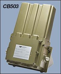 Tuneable High-Q, High Power VHF/UHF Bandpass Filter: CB503