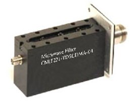 Low-Cost, 900 MHz Cavity Bandpass Filters