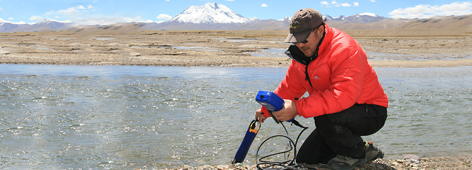EXO2 Water Quality Sonde