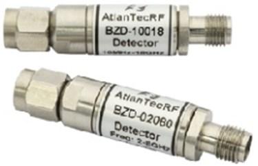 Zero Bias Schottky Detectors