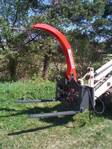 Model MG-6419 Multigrapple Skidsteer