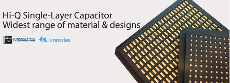 Hi Q Single Layer Capacitors