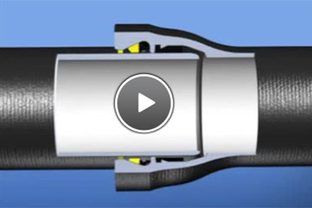 Video AMERICAN FlexRing Joint Pipe