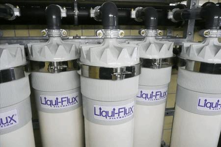 Robust Ultrafiltration Modules With Up To 91m<sup>2</sup> Membrane Surface Area And Flexible Connection Options