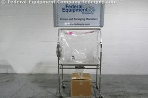 Used ILC Dover Softwall Flexible Isolator