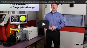 Verifire HD Interferometer System Video Demonstration