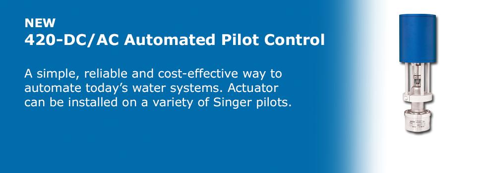 4-20DC Pilot Actuator