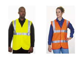 Class II Safety Vests