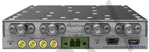 6 GHz Direct IQ Demodulator Core Module