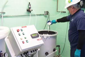 Ohio Water Plant Finds Effective Alternative To Chlorine Gas