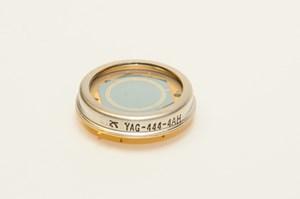 Silicon PIN Quadrant Detector: YAG-Series