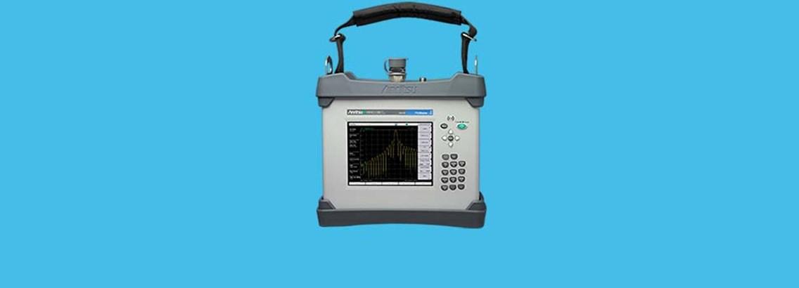 Field Analyzer with Integrated PIM and Line Sweep Testing: MW82119B PIM Master™