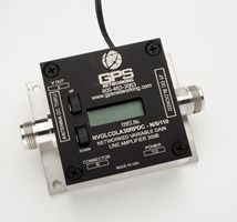 Variable Gain GPS Line Amplifier - VGLCDLA30RPDC