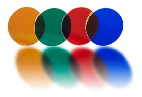 Dichroic Filters - Color Coatings