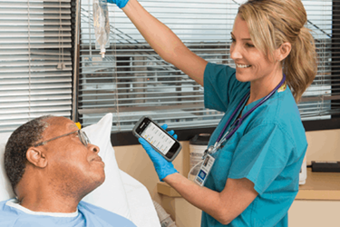 Connected Patient Care