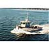 Boom Handling and Skimmer Support Vessel
