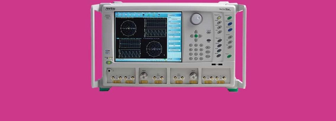 Vector Network Analyzers: MS4640B Series