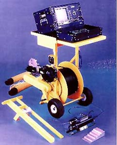 Portable TV Inspection System