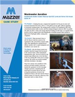 Case Study: Supplemental Aeration System Reduces High BOD Levels And Solves Odor Issues