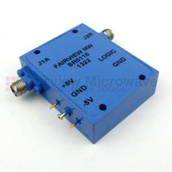 SMA PIN Diode SP1T Switch: SR0110
