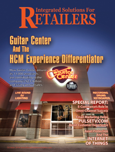 Integrated Solutions For Retailers Magazine