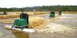 Aeration; Floating Brush Rotor