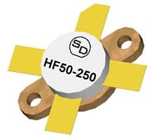 RF Power Transistor: 250 Watt, 50 Volt HF50-250