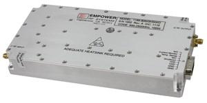 RF: Broadband High Power Amplifier Module: 1189