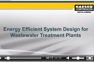 Energy Efficient System Design For WWTPs