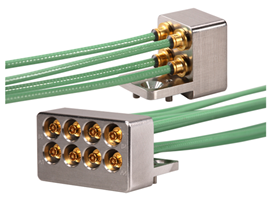 Multi-Coaxial RF Backplane Connection System: VITA 67