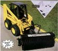 Loader Angle Broom