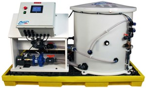 MC4-400 High Capacity Calcium Hypochlorite Disinfection System