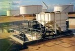 TiPSS: Tilted Plate Separator System For Oil/Water Separation