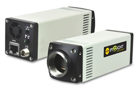 High Speed Gigabit Ethernet CCD Camera: Spot Insight