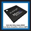 XL1010-QT: 20 To 38 GHz GaAs MMIC Low-Noise Amplifier